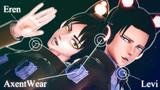 Eren×Levi -Axent Wear-