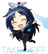 山郷ちゃん TAKE OFF!!