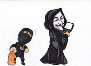 イスラム国vsアノニマス
