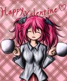 バレンタイン遅刻組