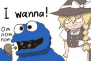 クッキーモンスター(意味深)
