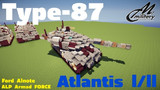 Type-87 Atlantis l/ll