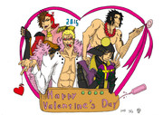 バレンタイン2015