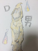 D3イメ画「D男」 by フクフクフク