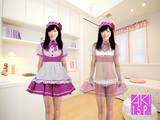 生駒ちゃんのメイド服を作ってみた!