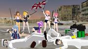潜水艦を導く自由の58
