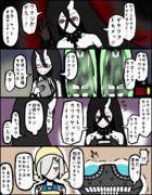 【艦これ】ヲの47:ガラクタドモメッ!!【4コマ】