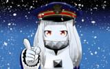 ほっぽや ~ 小さな駅の 小さな主 ~ 【第14回MMD杯作品支援絵】