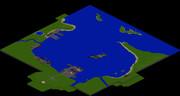 暁の海国 本国マップ製作中