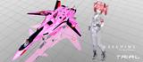 【第14回MMD杯本選】KAZEHIME -The Wind Princess- TRIAL
