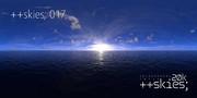 ++skies; 017 [20k10k/16k8k/8k4kスカイドーム素材配布]