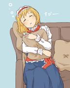 おやすみアリス