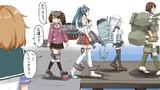 【艦これ】第8回 第七駆逐会議