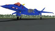 【第14回MMD杯本選遅刻組】VF-22S 14th MMD CUP Special