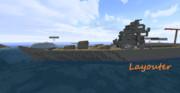 【Minecraft】重巡洋艦 木綿間 艤装進行【その2】