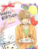 祝・コゲ犬さん誕生日!