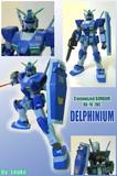 カスタマイズガンダム「RX-78-2BC デルフィニウム」