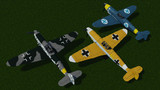 【Minecraft】Bf109【MCheli】