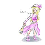 ワンドロ豊姫様