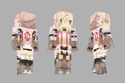 Minecraftスキン アリーシャ(TOZ)