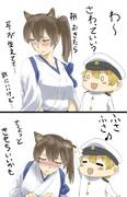 猫の日加賀さん