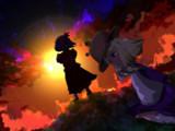 神奈子と諏訪子の奇妙な長野