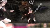 【MMD】2月22日は猫の日 ダム&ディー「これは猫じゃねえ!」