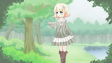 なんか森にいそうな女の子