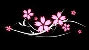 【MMDステージ配布】桜っぽい