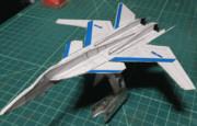 紙飛行機:X-02ワイバーン