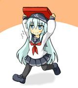 ピザ輸送作戦