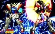 機動武闘伝Gガンダム:MMDロボットアニメセレクション.47