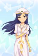 千早さんにARIAの衣装を着せてみた。