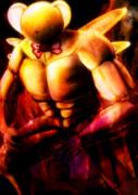 封印の獣ケルベロス様