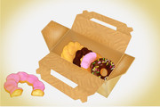 ドーナツ箱セットver1.0