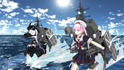 海上防衛戦(共闘)