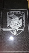 【MGS】FOX HOUND 彫刻