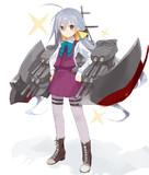 【戦艦】清霜チャン