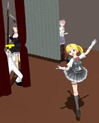 部隊の踊り子