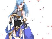 女騎士からの告白