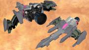 『ギャラガ』スターラスターガール版『GFX-DⅢ』