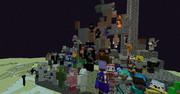 【Minecraft】エンドラRTA記念撮影2