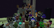 【Minecraft】エンドラRTA記念撮影3