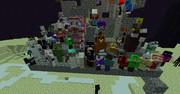 【Minecraft】エンドラRTA記念撮影5
