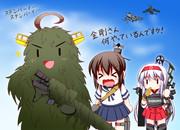 7話の艦これアニメ