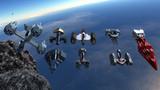 [Space Engeneers] オリジナル小型船