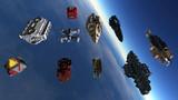 [Space Engeneers] オリジナル大型船
