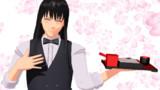 桂小太郎(ウェイター、3Zカフェ)