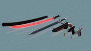 【MMD武器】weaponset2