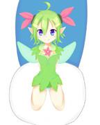 森の妖精 シルフ
